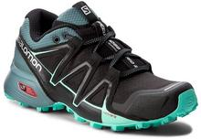 6912126bf82b -27% Salomon Buty Speedcross Vario 2 W 398418 21 V0 Black North  Atlantic Biscay Green