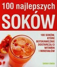 Purana 100 najlepszych soków - Sarah Owen