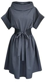 Sukienka Audrey GRAFIT