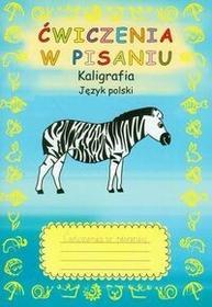 Literat Beata Guzowska Ćwiczenia w pisaniu. Kaligrafia, język polski