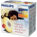 Philips HF3506/50. Wake-up Light. plastik. biały. 18 x 18 x 11.5 cm HF3506/50