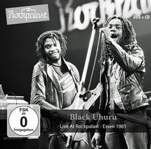 Live At Rockpalast Cddvd. CD  +  DVD