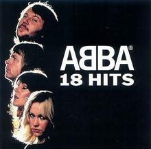 18 Hits CD Abba