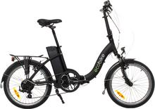 Ecobike Even Black 2017 Czarny