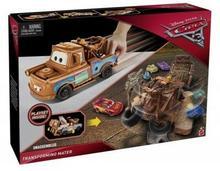 Mattel Disney Auta Cars 3 Rozkładane Auta Złomek FCW05