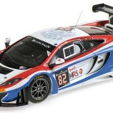 Minichamps McLaren 12C GT3 Russian