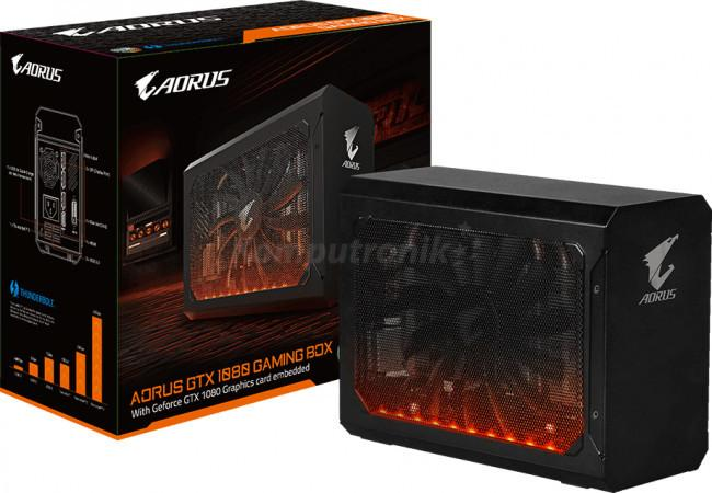 Gigabyte GeForce GTX 1080 Aorus Gaming (GV-N1080IXEB-8GD)
