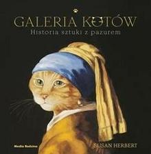 Media Rodzina Galeria kotów Historia sztuki z pazurem