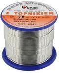 Cynel Spoiwo lutownicze z topnikiem Unipress Sn 40% 2 mm 250 g
