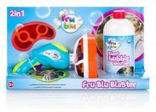 Tm toys Tm Toys FRU BLU Zestaw miotacz baniek + płyn 0,5 l