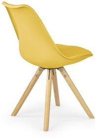 Halmar Zestaw: stół Socrates okrągły i 4 krzesła K201 7 kolorów