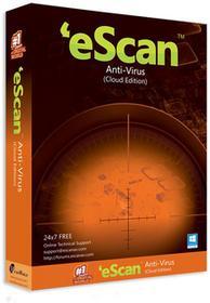 eScan Anti-Virus 1PC / 1Ro