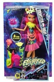 Mattel MONSTER HIGH Upiorki Zelektryzowane fryzury Claw DVH69/DVH70
