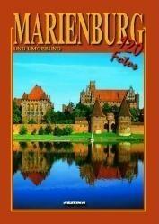 praca zbiorowa Malbork album 120 fotografii wersja niemiecka OM) FEST003