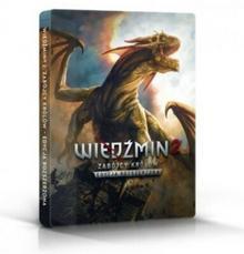 Wiedźmin 2: Zabójcy Królów Edycja Rozszerzona - Edycja 10-lecia ze steelbookiem PC