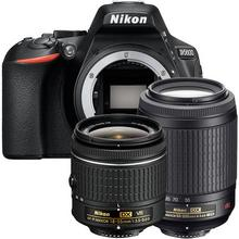 Nikon D5600 + AF-P 18-55 VR + AF-S 55-200 VR