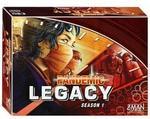 Lacerta Pandemic Legacy (Pandemia) - Edycja czerwona
