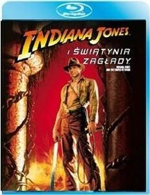 Imperial CinePix Indiana Jones i Świątynia Zagłady Blu-ray) Steven Spielberg