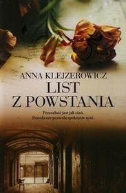 Filia List z powstania Anna Klejzerowicz