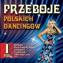 Wydawnictwo Folk Przeboje polskich dancingów vol. 1 CD