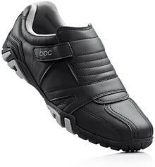 bonprix Buty sportowe wsuwane bonprix czarny