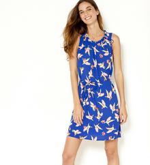 Camaeu Sukienka o prostym kroju z fantazyjnymi detalami 512763_2468
