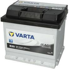 Varta BLACK DYNAMIC B20 - 45Ah 400A L+
