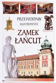 FOTO LINER Zamek Łańcut Przewodnik ilustrowany - Praca zbiorowa