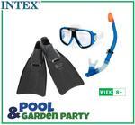 Intex Zestaw ABC Nurka 55957