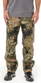 Mil-Tec Spodnie wojskowe męskie bojówki US Ranger BDU Flectar roz XL 11810021) 11810021