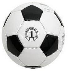 Mondo Mini piłka nożna biało czarna GXP-583613
