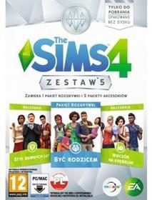 The Sims 4 Zestaw 5 PC