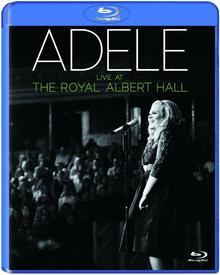 Live At The Royal Albert Hall CD+Blu-ray) Adele