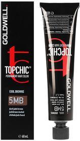 Goldwell Topchic, farba do włosów 5MB Dark Jade Brown, 60 ml
