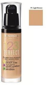 Bourjois 123 Perfect Foundation podkład ujednolicający 57 Light Bronze 30ml 29654-uniw