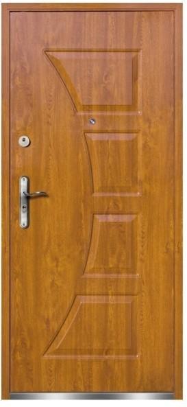 O.K.Doors Drzwi zewnętrzne stalowe 80 prawe Z15595