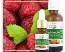 Your Natural Side 100% naturalny olej z pestek malin - 10 ml YOUNZMA