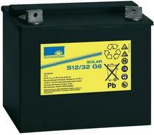 GNB Sonnenschein Bateria słoneczna EXIDE Sonnenschein 12 V 32 Ah S12/32 G6