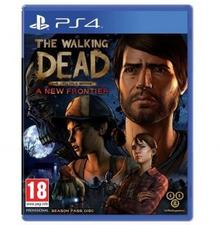 The Walking Dead Seson Three PS4