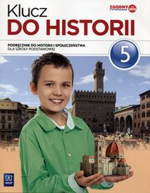 Klucz do historii 5 Podręcznik. Klasa 5 Szkoła podstawowa Historia - Małgorzata Lis, Wojciech Kalwat