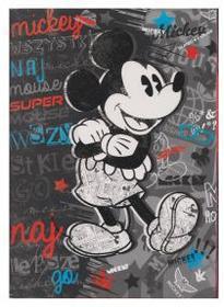 Disney Karnet XL Myszka Miki VERTE