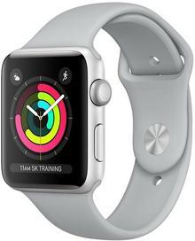 Apple Watch 3 42mm Aluminium / Srebrny
