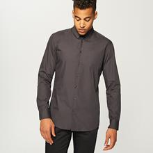 RESERVED Gładka koszula - Szary