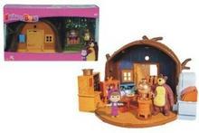 Simba Toys MASZA DOMEK NIEDŹWIEDZIA 109301632