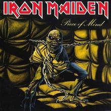 Piece Of Mind Remastered) CD) Iron Maiden
