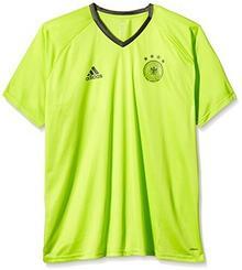 Adidas koszulka piłkarska męska, UEFA Euro 2016, Niemiecki Związek Piłki Nożnej, zielony, XS 4056558839391