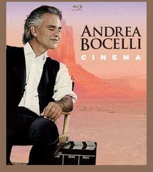 Cinema D + DVD) Andrea Bocelli