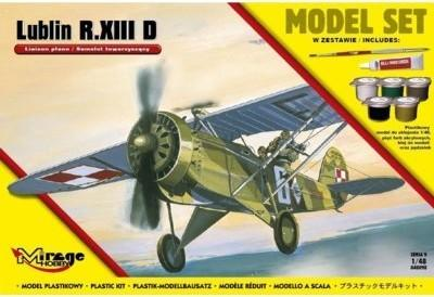 Mirage Hobby Lublin R.XIII D model set GXP-586914