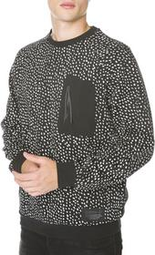 Adidas Originals Originals Crew Bluza Czarny Biały L (167254)