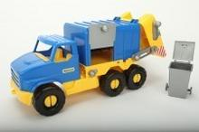 Wader WOŹNIAK City Truck Ciężarówka siatce
